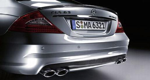 Mercedes CLS 63 AMG V8