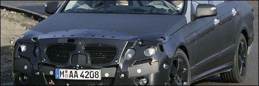 Spyshots Mercedes C Estate 2009