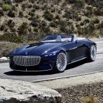 Officieel: Mercedes-Maybach Vision 6 Concept (2017)