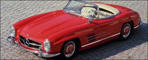 Mercedes SL 1955