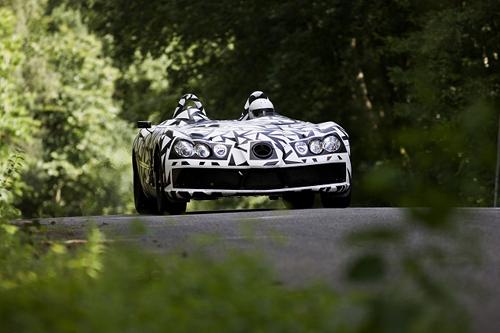Mercedes McLaren SLR Speedster