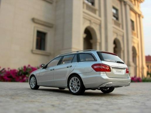 Nieuwe Mercedes E-Klasse Break Schaalmodel