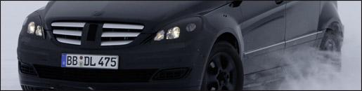 Mercedes B-klasse Hydrogen