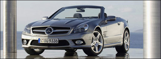 Mercedes SL 2009 preview