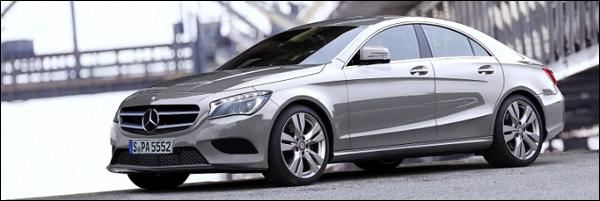 Mercedes BLS 2013