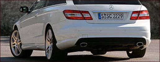 Mercedes CLK Shooting Brake