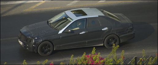 Mercedes E Klasse 2010