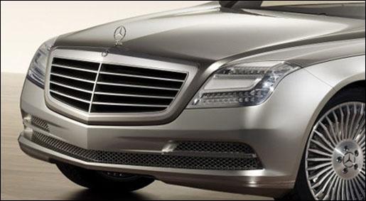 Mercedes F klasse