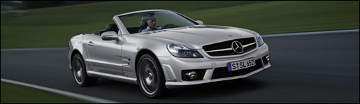 Mercedes SL 65 AMG Roadster