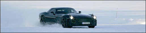Mercedes SLC spyshot