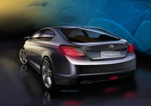 MG6 Concept
