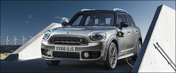 Officieel: MINI Countryman S E plug-in hybride [49 g/km CO2]