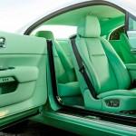 Past muntgroen voor een Rolls Royce Wraith?