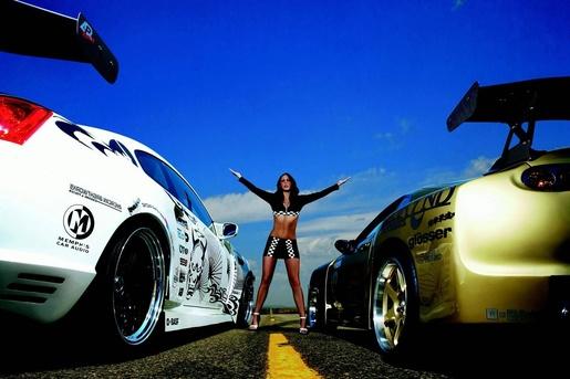 Miss Tuning kalender 2009