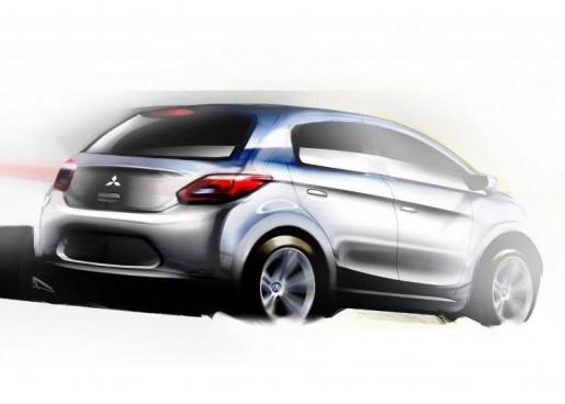 Mitsubishi Compact=