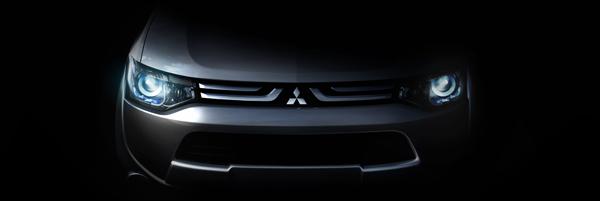 Mitsubishi Global Car Geneva 2012