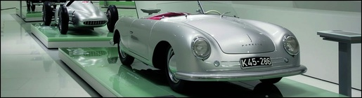 Nieuw Porsche Museum