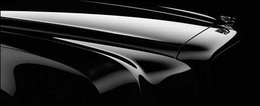 Teaser: Nieuwe Grand Bentley - Bentley Arnage