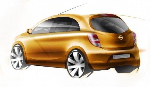Nissan Global Compact=
