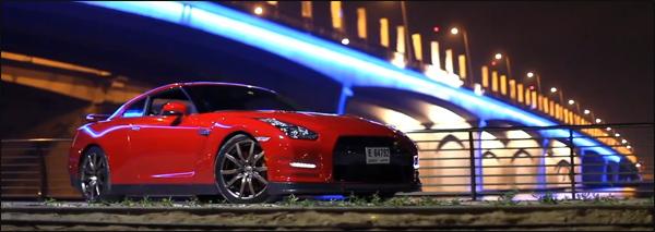 Nissan GT-R R35 Dubai
