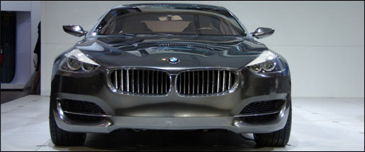 New York '08: Updated BMW CS Concept