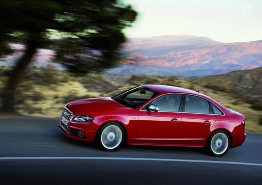 Audi S4 Sedan