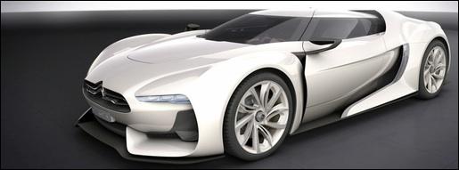 Officieel: Citroën GT Concept