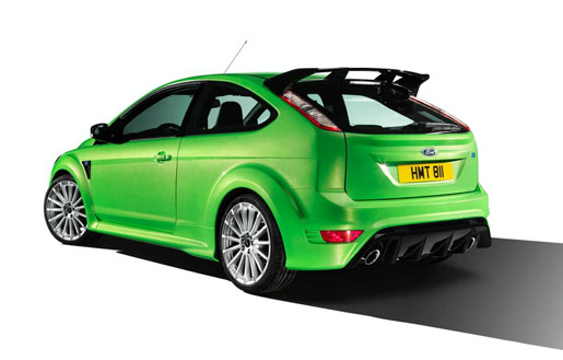Officieel: Ford Focus RS