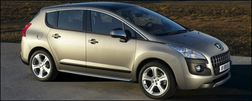 Officieel: Peugeot 3008