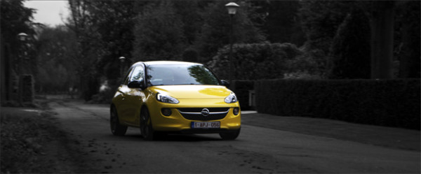 opel adam Header