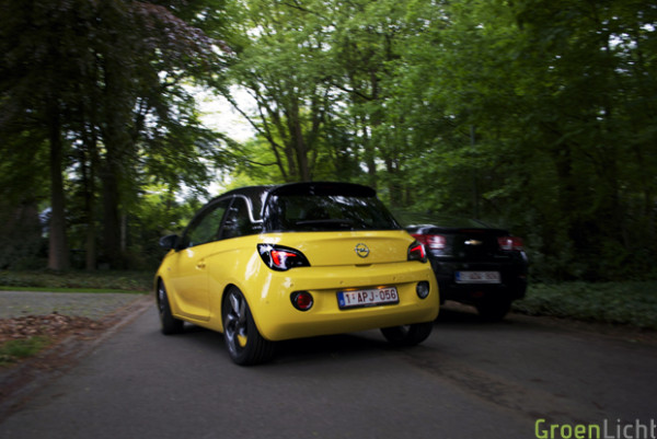 opel adam action 1