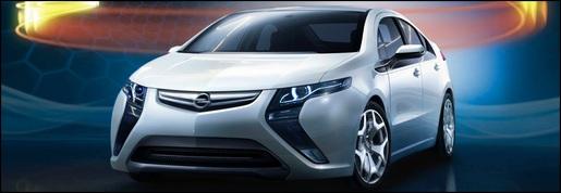 Teaser: Opel Ampera