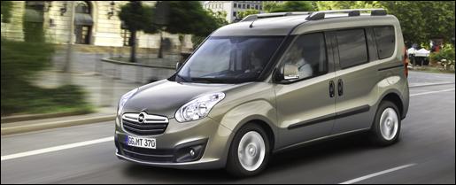 New Opel Combo