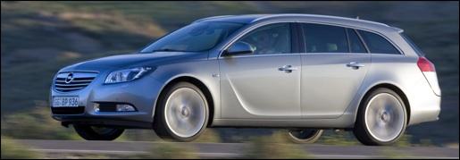 Opel Insignia ecoFLEX Sports Tourer