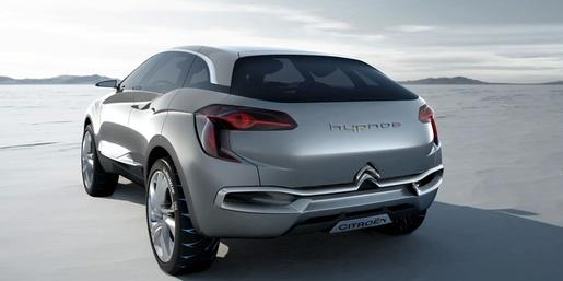 Parijs \'08: Citroën Hypnos Concept