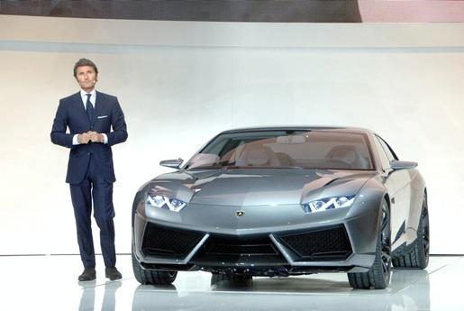 Parijs Lamborghini Estoque
