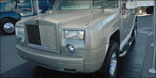 Phantom Hummer