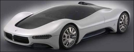 Pininfarina Birdcage Concept