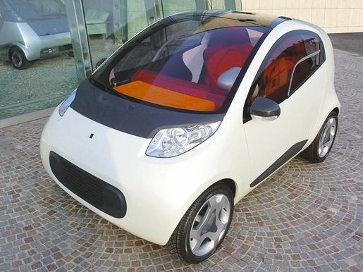 Pininfarina Nido Concept