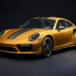 Officieel: Porsche 911 (991) Turbo S Exclusive Series (2017)