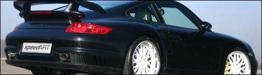Porsche GT2 SpeedART BTR xs 650
