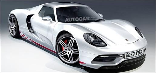 Porsche 458 Italia Rival