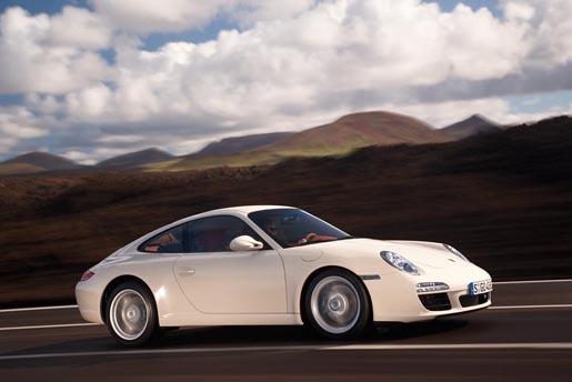 Porsche 911 997 Facelift