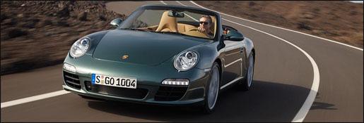 Porsche 911 - 997 Facelift