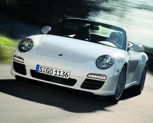Facelift: Porsche 911 Carrera 4S 4