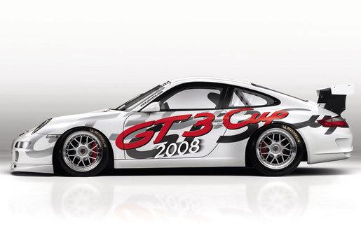 Porsche 911 GT3 Cup 2008