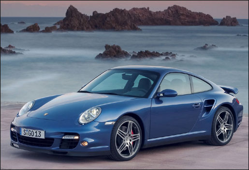 Porsche 911 Turbo - 4