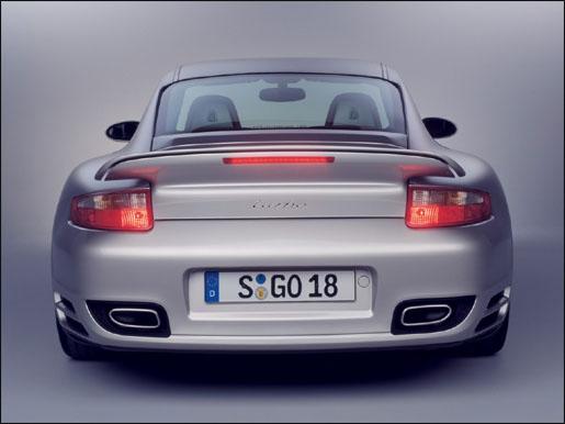 Porsche 911 Turbo Nr 4 Groenlicht Be