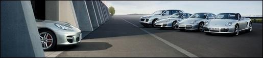 Porsche Panamera Teaser + Porsche Lineup