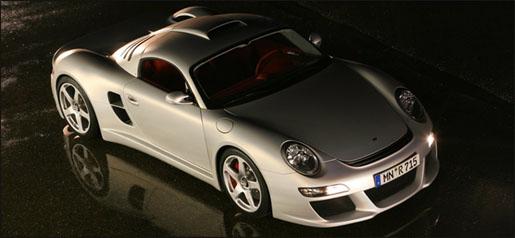 Porsche RUF CTR3